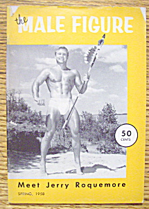 The Male Figure-1958-jerry Roquemore (Gay Interest)