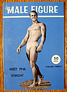 The Male Figure-1959-phil Knight (Gay Interest)