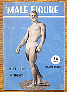 1959 The Male Figure-mike Sill & Phil Knight (Gay Int)
