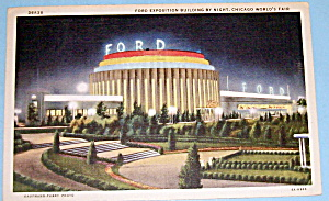 1933 Century of Progress Ford Exposition Building (Image1)