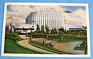 1933 Century of Progress Ford Motor Company Exhibit (Image1)