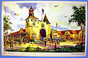 Postcard of Old Heidelberg Inn (Chicago World's Fair) (Image1)