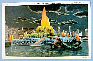 1933 Century of Progress Clarence Buckingham Postcard (Image1)