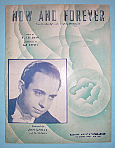 Sheet Music For 1941 Now And Forever