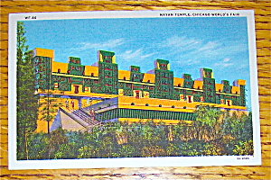 Mayan Temple (Chicago World's Fair) (Image1)