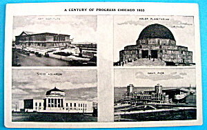 1933 Century of Progress, Navy Pier, Shedd & Adler (Image1)