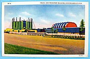 Travel & Transport Building (Chicago's World Fair) (Image1)