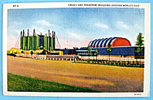 Travel & Transport Building (Chicago's World Fair) (Image1)