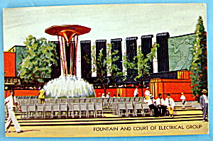 1933 Century of Progress, Fountain & Electrical Group (Image1)