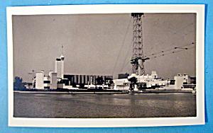 Photograph Of Sky Bridge-1933 Century Of Progress (Image1)