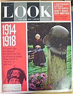 Look Magazine - August 11, 1964 - 1914 - 1918 (Image1)