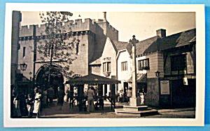 English Village Photograph (Chicago World's Fair) (Image1)