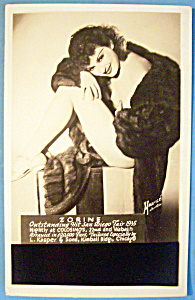 1933 Century of Progress, Zorine Postcard (Image1)