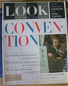 Look Magazine - July 14, 1964 - Convention (Image1)