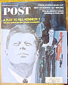 Saturday Evening Post Magazine-May 6, 1967-Sharon Tate (Image1)