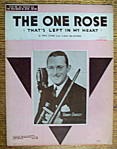 1937 The One Rose (Tommy Dorsey Cover)