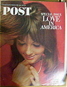Saturday Evening Post Magazine - December 31, 1966