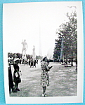 Click here to enlarge image and see more about item 10002: Vintage Photograph - New York World's Fair