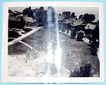Click here to enlarge image and see more about item 10007: Vintage Photo - 1939 Soldiers Quarters, Bedloe's Island