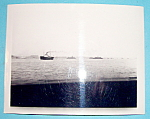 Click here to enlarge image and see more about item 10008: Vintage Photograph - 1939 New York Harbor