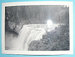 Click here to enlarge image and see more about item 10011: Vintage Photograph - 1939 View of Niagara Falls