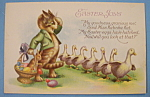 Click here to enlarge image and see more about item 10023: Easter Joys Postcard