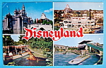 Click here to enlarge image and see more about item 10210: Disneyland Postcard