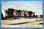 Click here to enlarge image and see more about item 10222: Chicago Beach Hotel Postcard (Chicago)