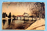 Click here to enlarge image and see more about item 10223: Broadmoor Hotel, Colorado Springs Postcard