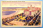 Click here to enlarge image and see more about item 10227: Edgewater Beach Hotel & Recreation Postcard, Chicago