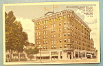Click here to enlarge image and see more about item 10231: Hotel McKenzie, Bismarck, N. Dakota Postcard
