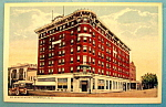 Click here to enlarge image and see more about item 10233: Mc Kenzie Hotel, Bismarck, N. D. Postcard