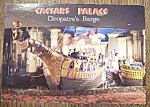 Caesars Palace, Cleopatra's Barge Postcard