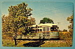 Click to view larger image of PCC Streetcar #4391 Postcard (Image1)