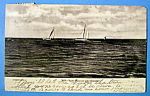 Yacht Race on Lake Ontario Postcard