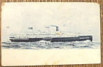 Click here to enlarge image and see more about item 10539: Steamer Western States