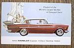 Click to view larger image of 1960 Rambler (Custom 4-Door Hardtop Sedan) (Image1)