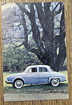 "Click here to enlarge image and see more about item 10596: ""The Renault Dauphine"""