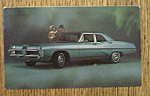 Click here to enlarge image and see more about item 10601: The 1967 Catalina 4-Door Sedan