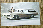 Click here to enlarge image and see more about item 10606: 1967 Executive 3-Seat Station Wagon
