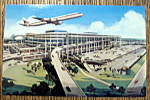 Click here to enlarge image and see more about item 10640: The New Tampa International Jetport