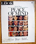 Look Magazine-July 27, 1971-Peace Of Mind