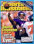 Sports Illustrated Magazine-December 1, 2000-Culpepper