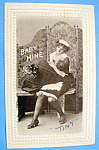 Click here to enlarge image and see more about item 10893: Baby Mine Postcard