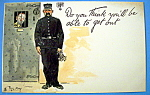 Jail Postcard By Tuck's