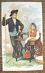 Portugal (Singer Trade Card)