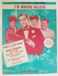 Sheet Music For 1950 La Vie En Rose (La Vee On Rose)
