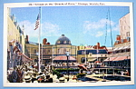 Enchanted Island Postcard (1933 Chicago World's Fair)
