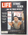 Life Magazine August 26, 1966 Strike Fever