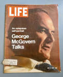 Life Magazine - July 7, 1972  - George McGovern